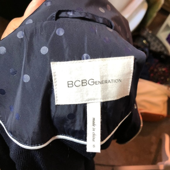 BCBGeneration Jackets & Blazers - BNWOT BCBG Raincoat